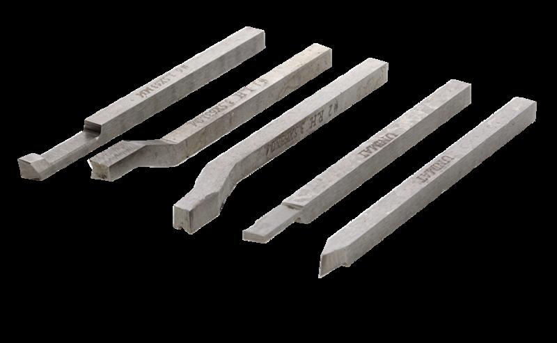 Unimat Set Of 5 HSS Turning Tools 162231