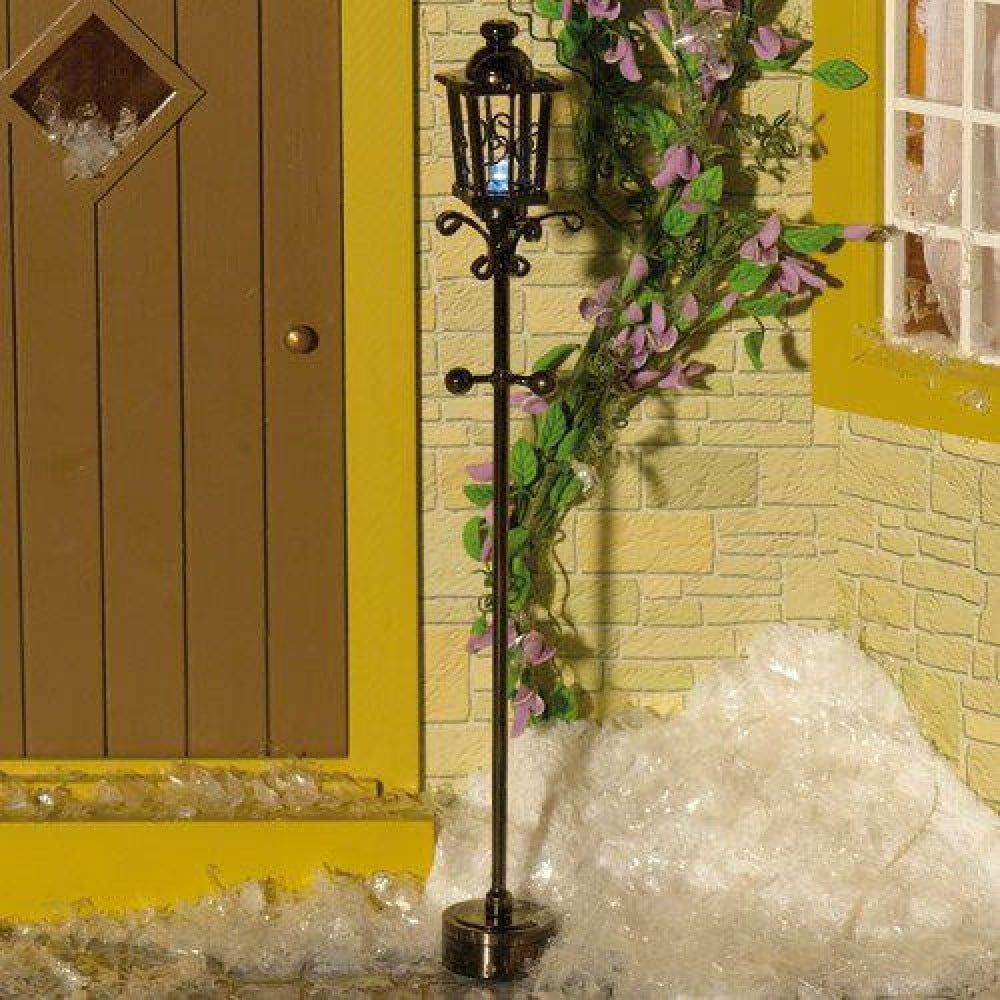 Battery-Powered Street Lantern 12th Scale Light for Dolls House