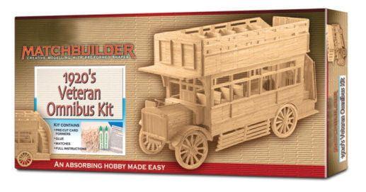 Match Builder 1920's Omnibus