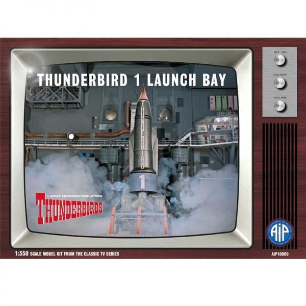 Thunderbird 1 Launch Bay