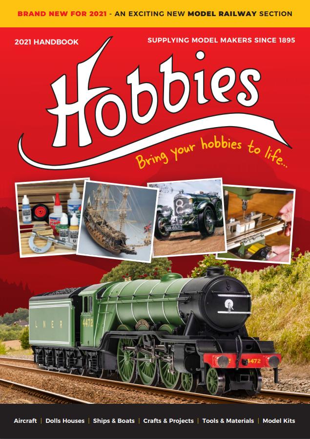 The 2021 Hobbies Handbook Catalogue - 2021 Handbook UK