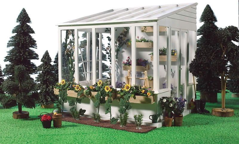 Greenhouse or Conservatory