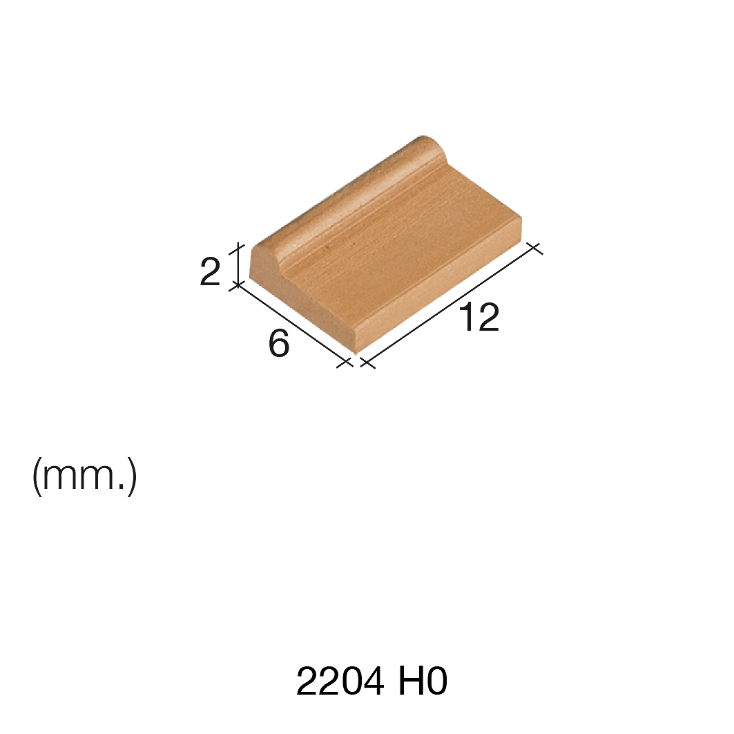 Aedes Ars Red Roof Tile 6 x 12 x 2 (Pack of 300 Tiles)