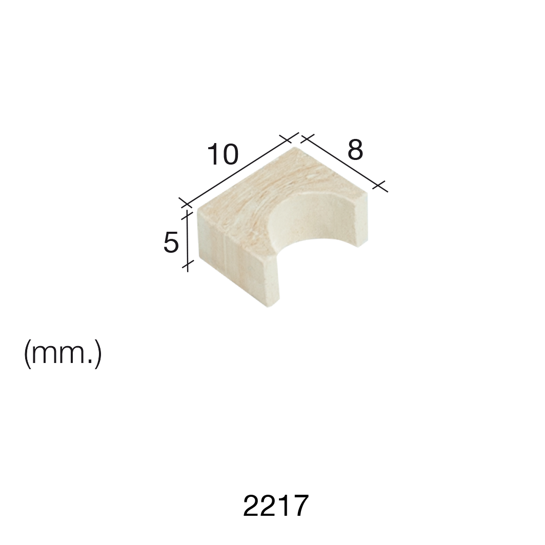 Aedes Ars Romanesque Arch 10 x 8 x 5 (Pack of 50 Bricks)