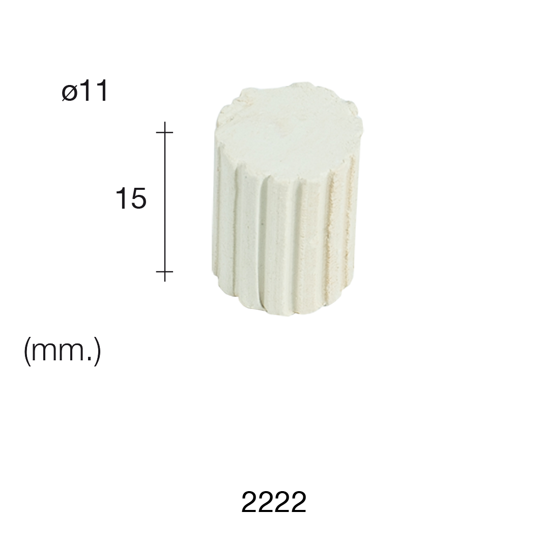 Aedes Ars Medium Greek Column 11 x 15 (Pack of 50 Columns)