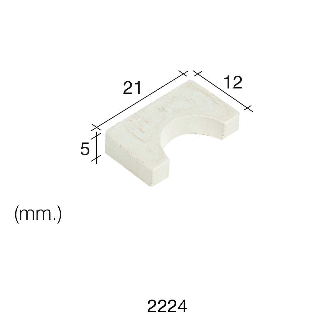 Aedes Ars Arch 21 x 12 x 5 (Pack of 25 Arches)