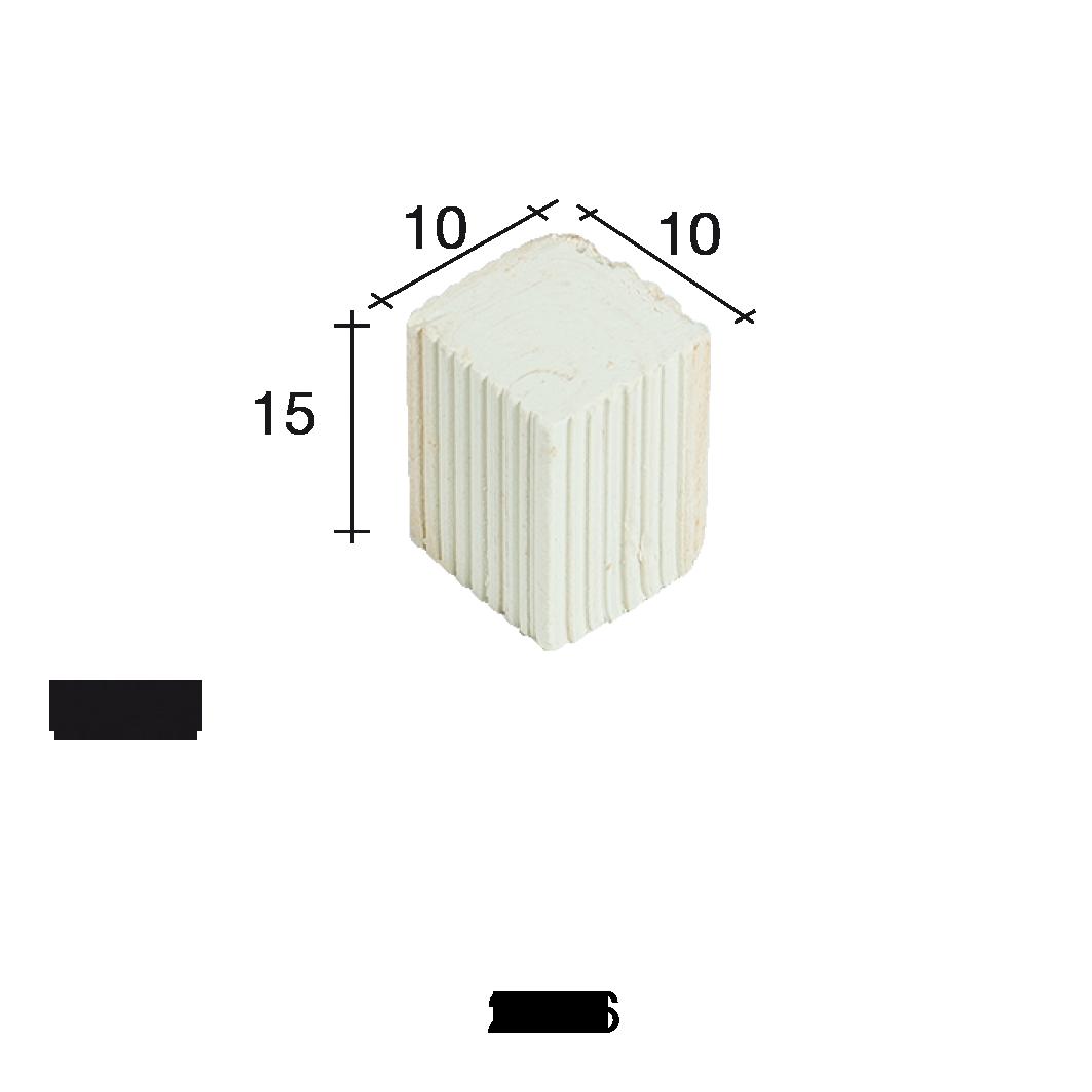 Aedes Ars Medium Square Column 10 x 10 x 15 (Pack of 50 Columns)