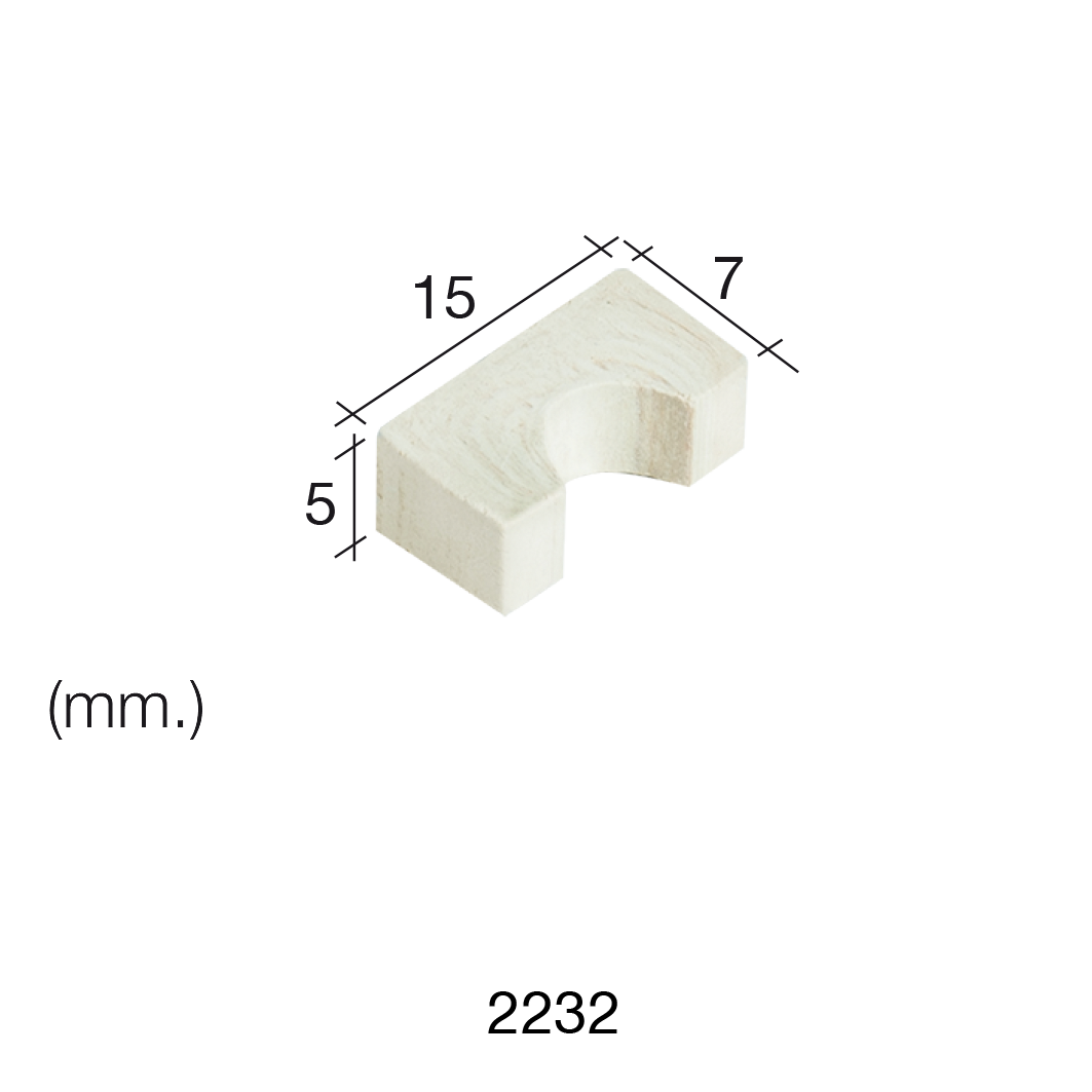 Aedes Ars Arch 15 x 7 x 5 (Pack of 25 Arches)