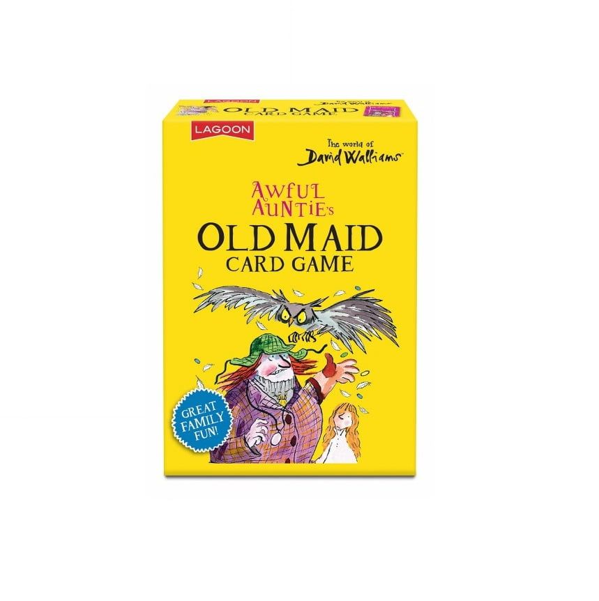 Awful Aunties Old Maid Game