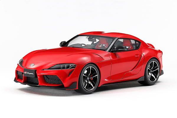 2019 Toyota Supra 1/24 Kit