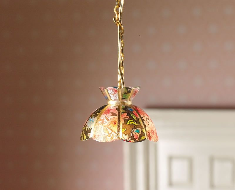 Hanging Tiffany Style Light