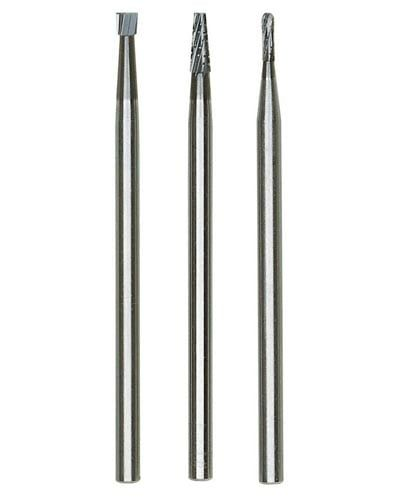 Proxxon Tungsten carbide millers - No 28752