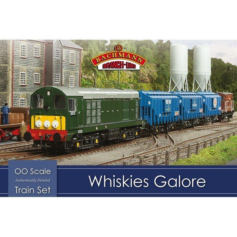 Bachman Whiskies Galore Digital Sound Train Set 30-047