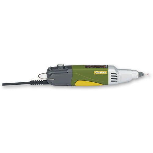 Proxxon IBS E Professional Drill Grinder - Professional Drill Grinder & 400 Piece Accessory Set