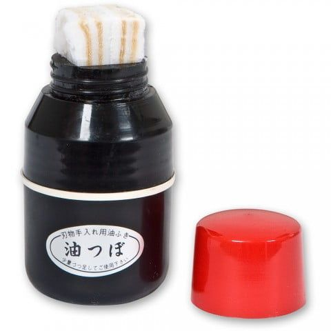 Camellia Oil and Abura Tsubo Oil Applicator