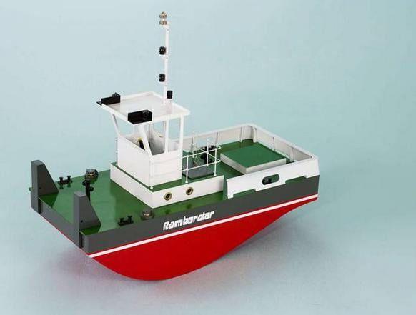Aero-Naut Ramborator Wooden Boat Kit
