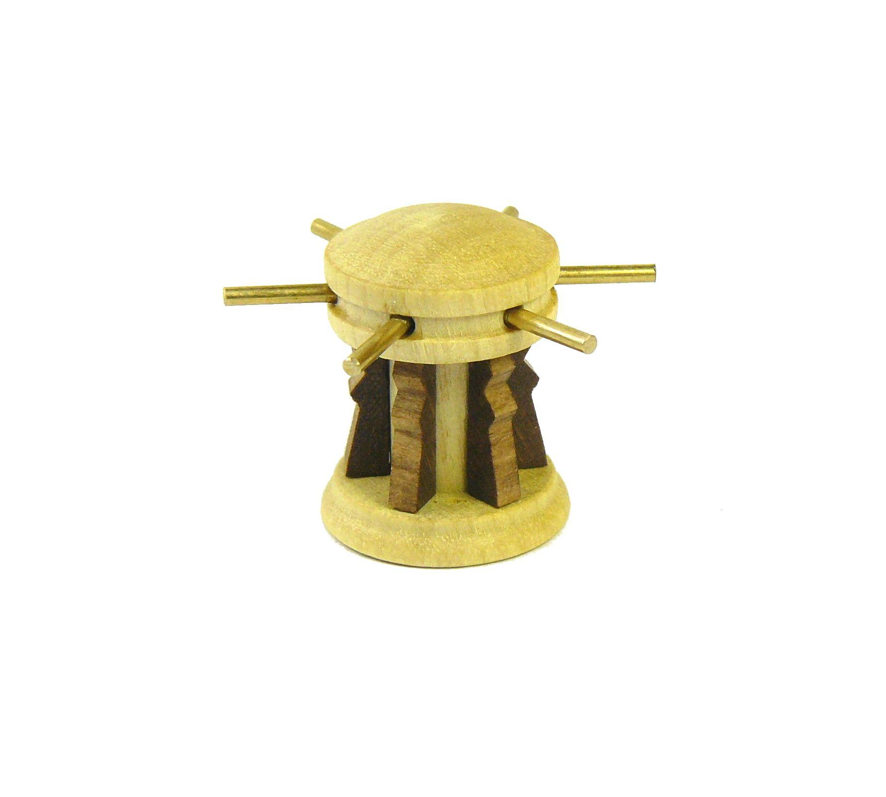 Wooden Capstan Kit For Model Ships - 25mm