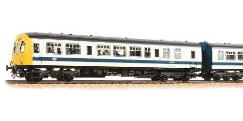 Class 101 2 Car DMU BR Refurbished White & Blue