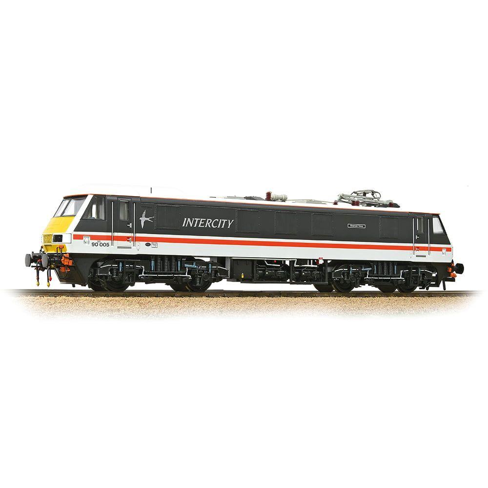 Class 90 90005 'Financial Times' BR Intercity