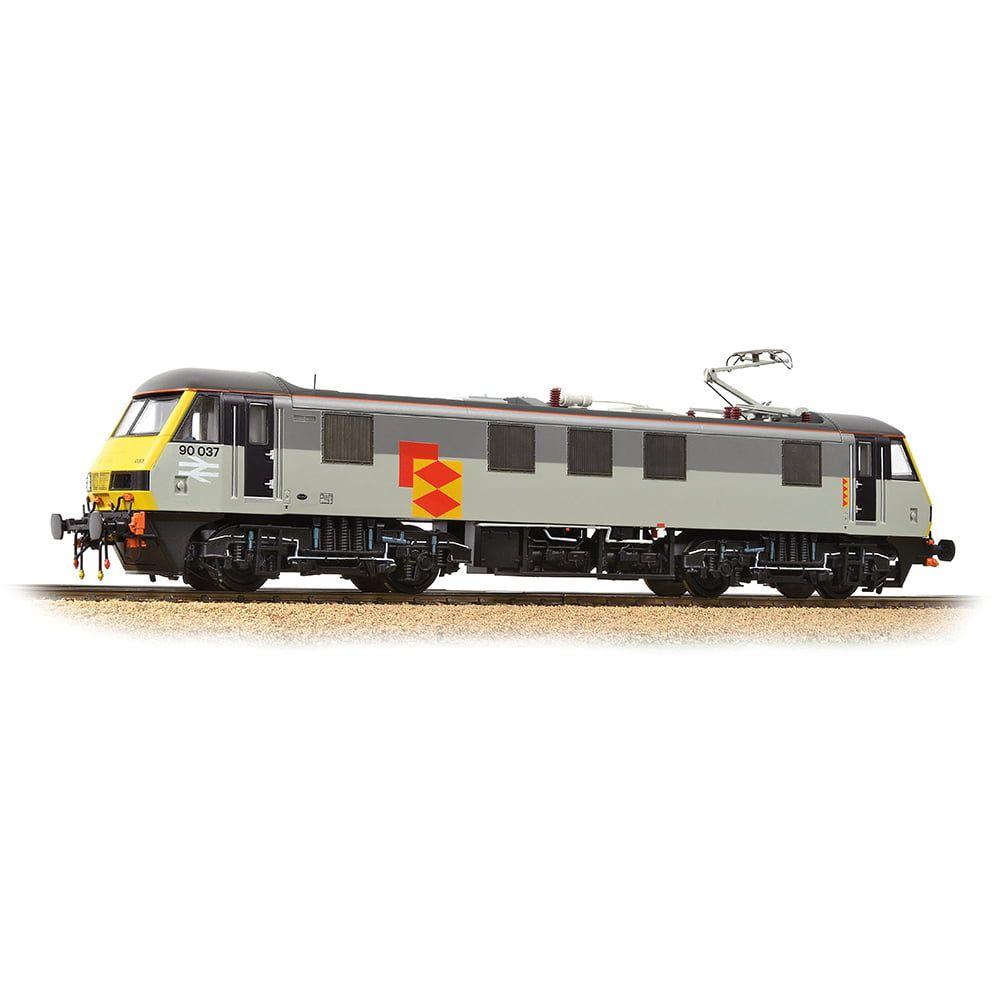 Class 90 90037 BR Railfreight Distribution