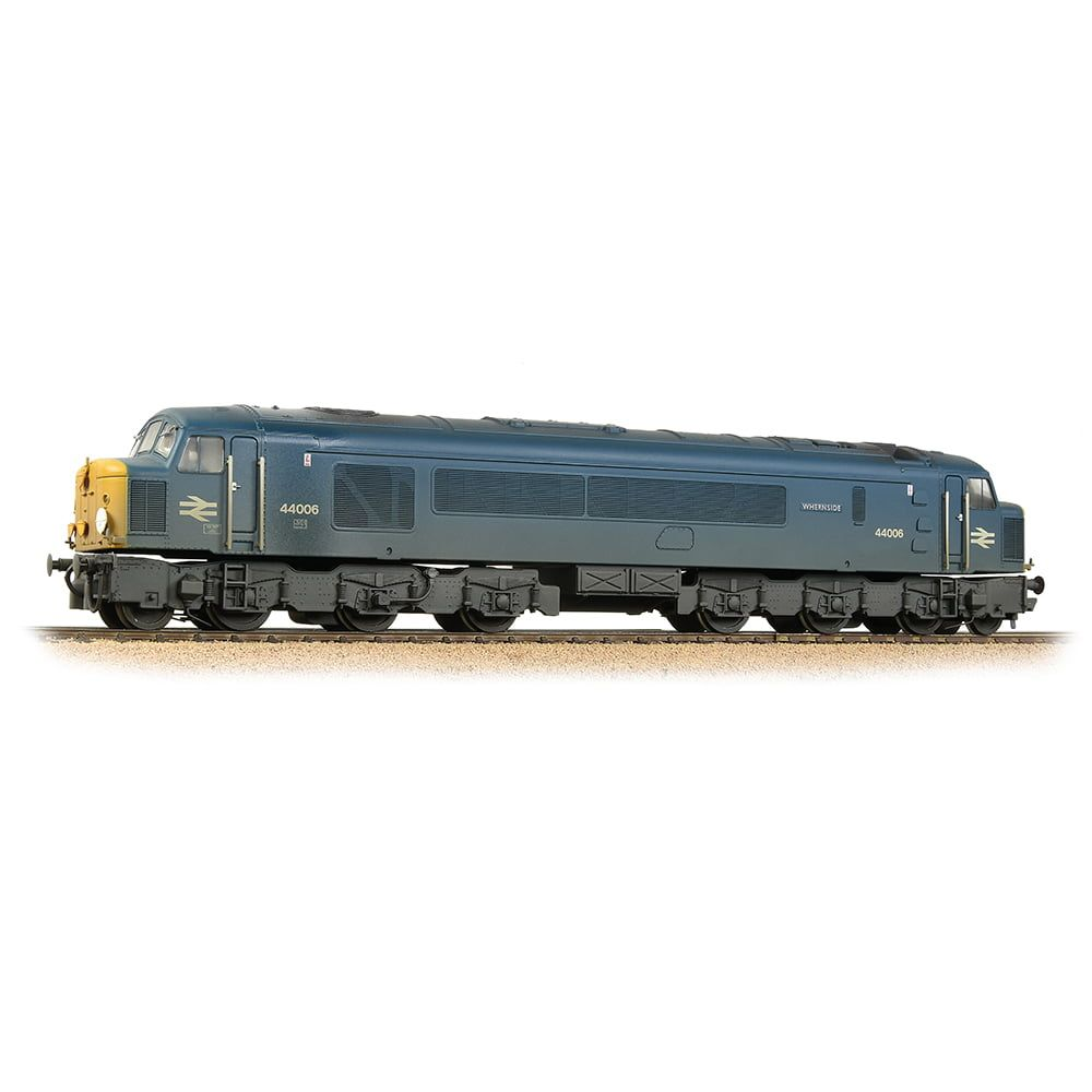 Class 44 44006 Whernside BR Blue - Weathered