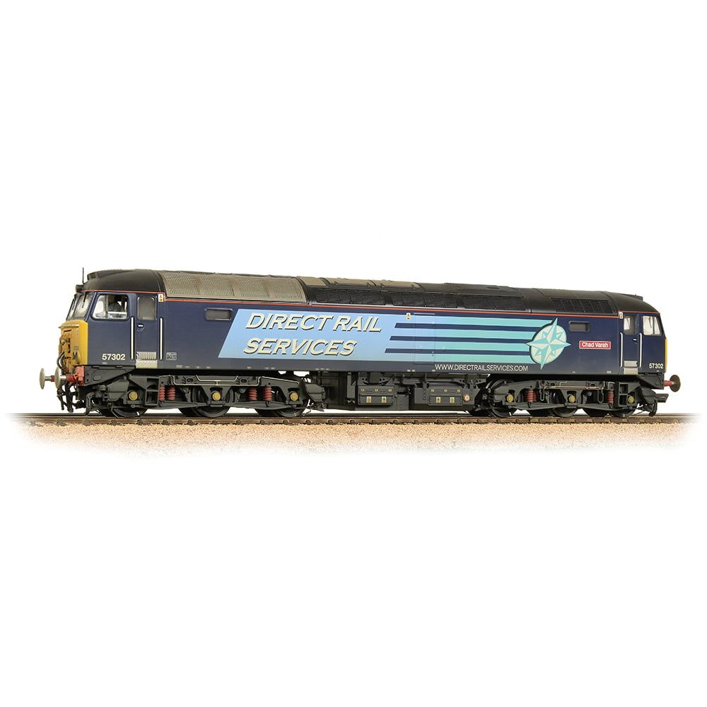 Class 57/3 57302 'Chad Varah' DRS - Weathered
