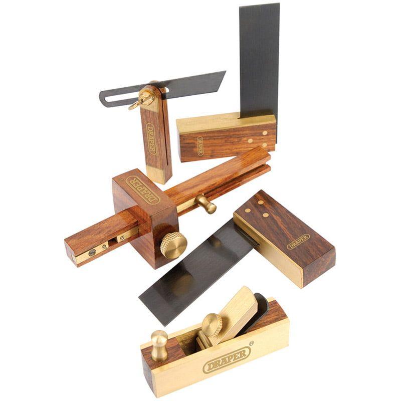 Draper Mini Woodworkers Tool Set
