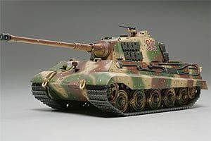 Tamiya King Tiger Production Turret Kit