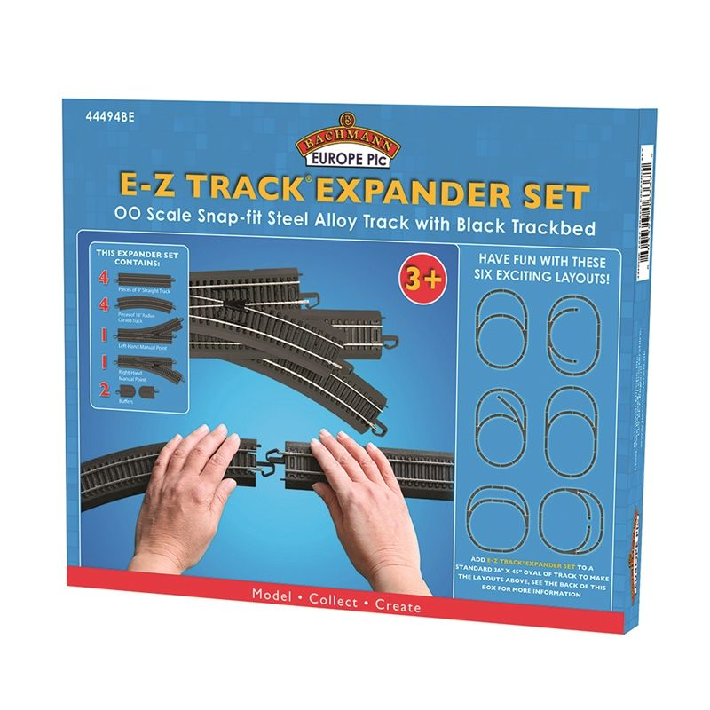 Thomas & Friends E-Z Track Layout Expander Pack OO Gauge