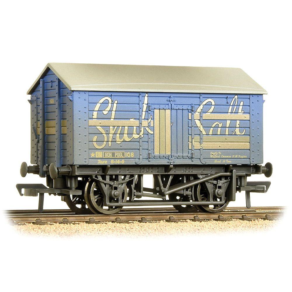 10 Ton Covered Salt Wagon 'Shaka Salt' Weathered