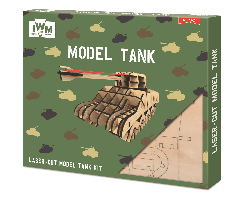 IWM Wooden Tank Kit