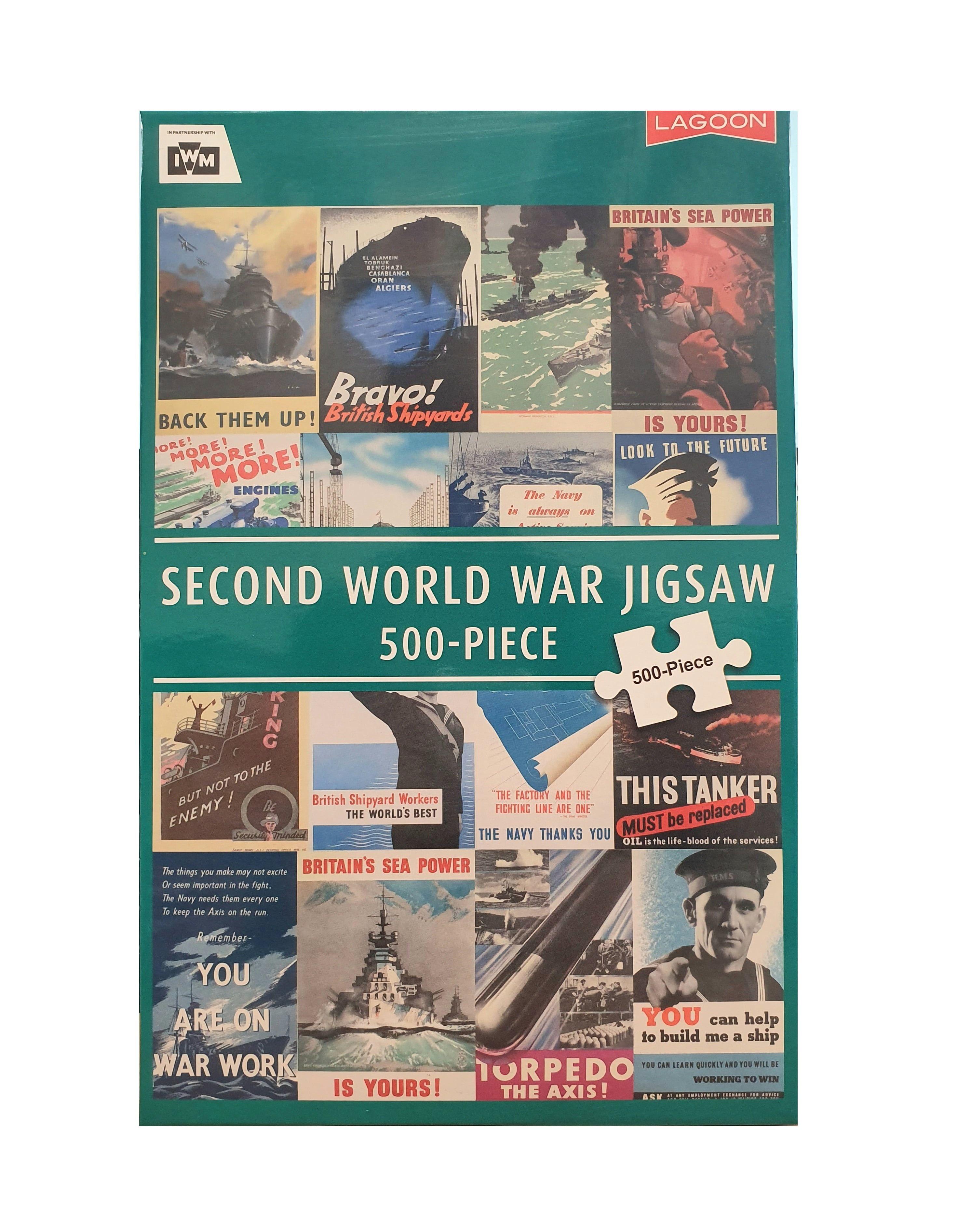Second World War Sea Jigsaw