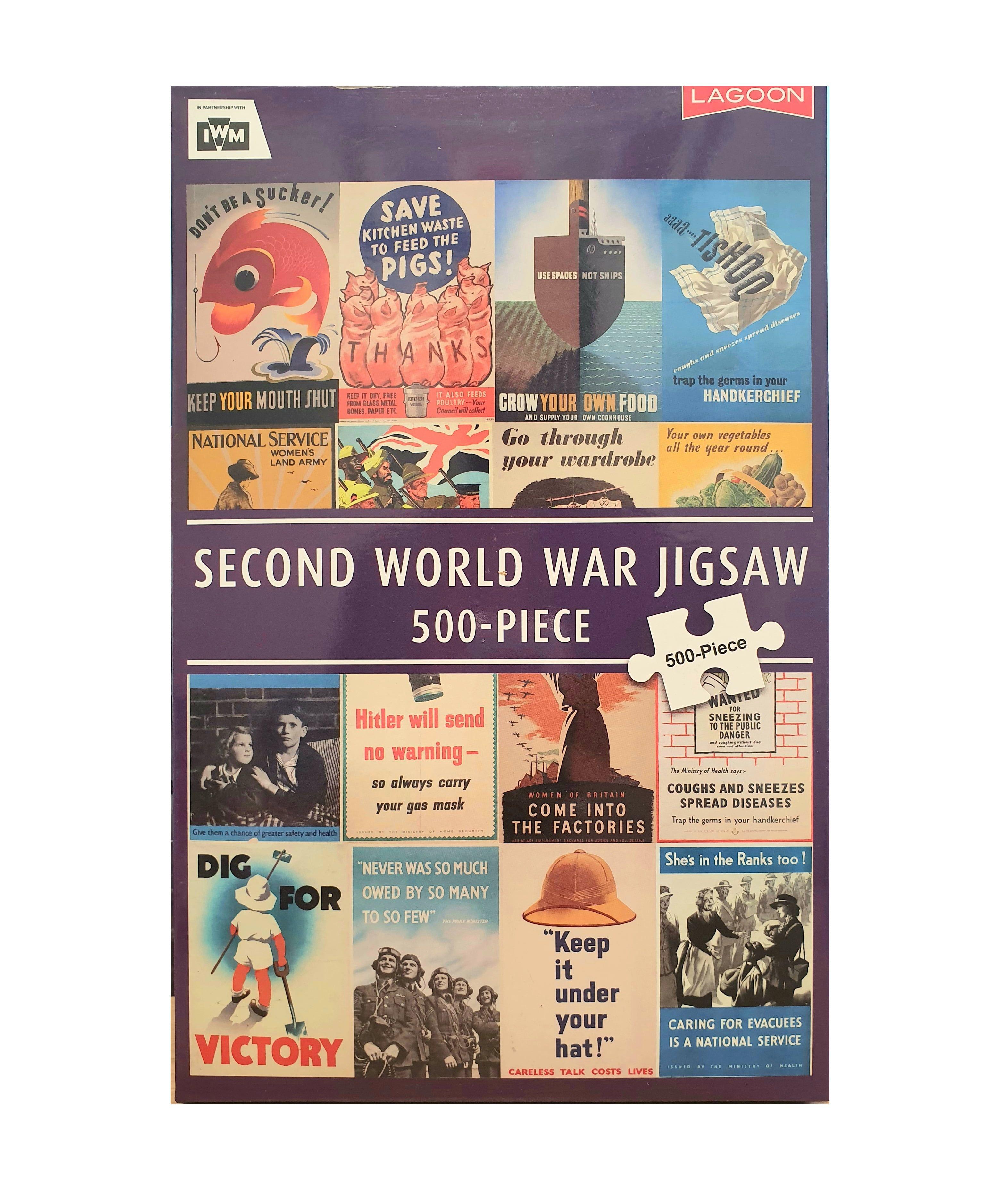 Second World War Jigsaw