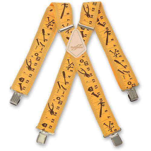 Brimarc Tape Measure Braces