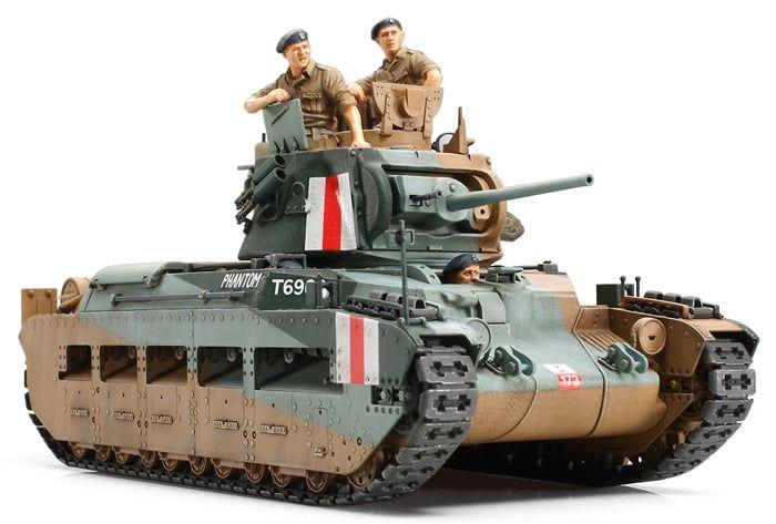 Tamiya Matilda Mk.III IV British Infantry Tank Kit