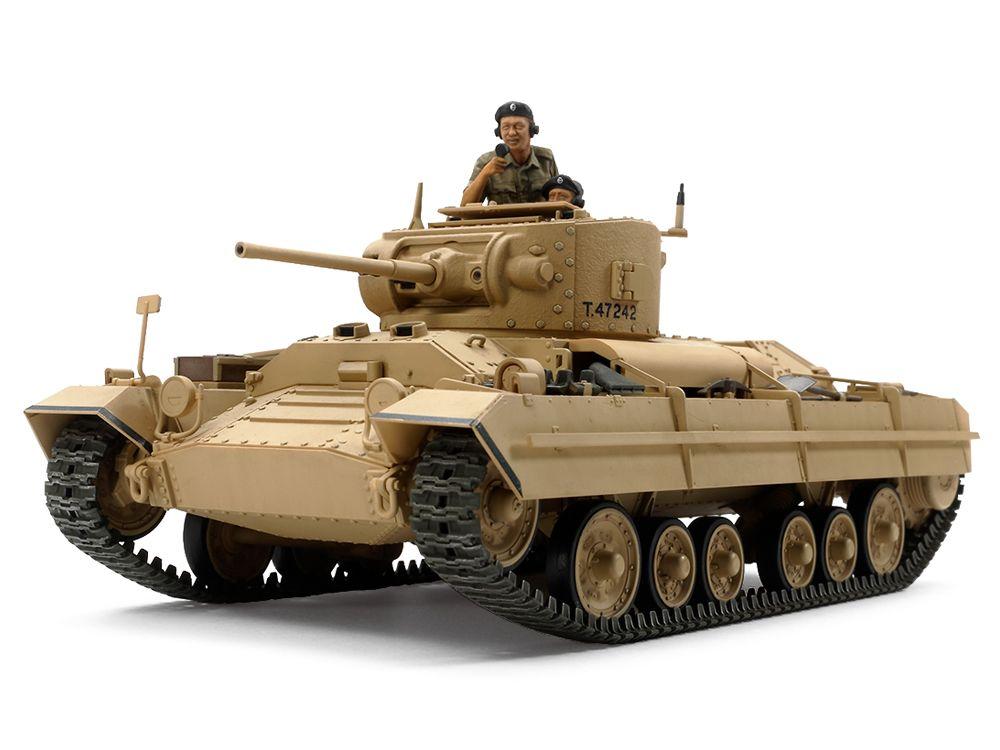 Tamiya 1/35 British Infantry Tank Mk.III Valentine Mk.II/IV