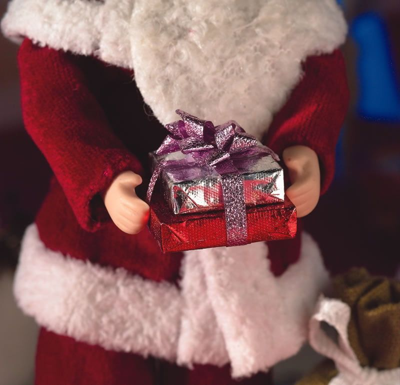 Two Presents with Bow
