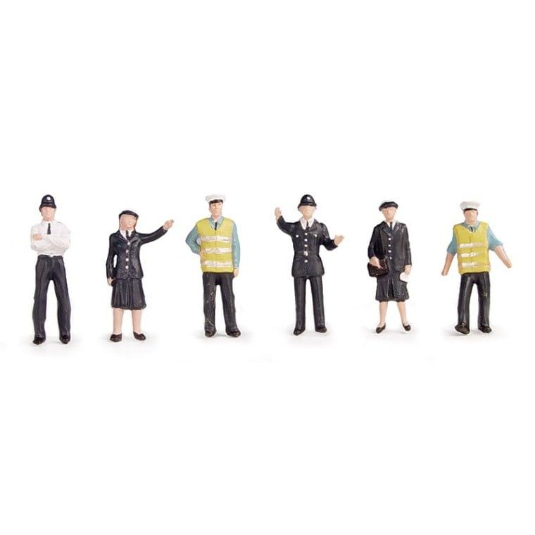 Branchline Police and Security Staff 36-041