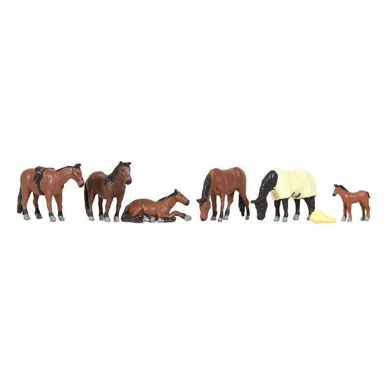 Branchline Horses 36-080