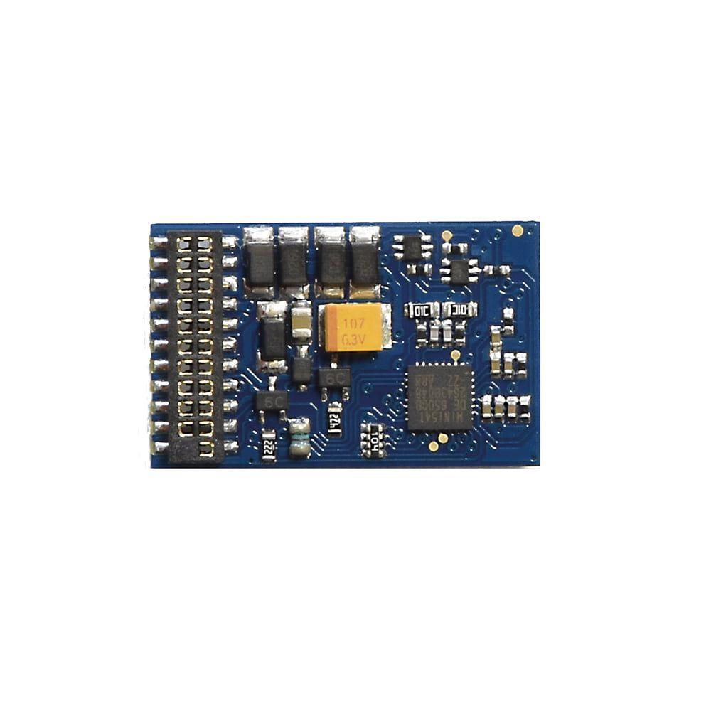 Branchline E-Z Command 1 Amp 4 Func. 21 Pin DCC Decoder (DC Compatie) 36-557