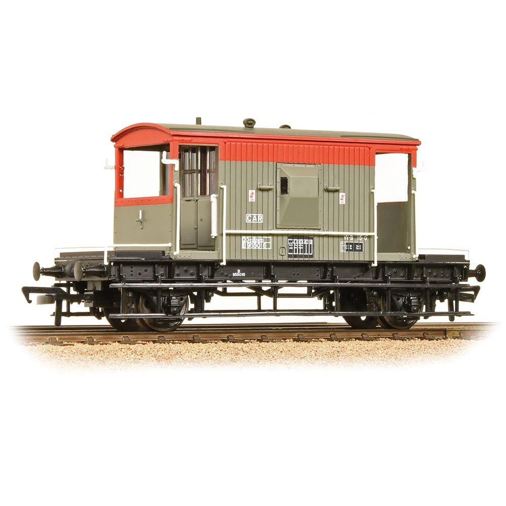 Branchline 20 Ton Brake Van BR RailFreight 37-535C