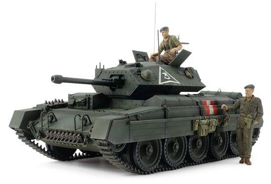 Tamiya British Crusader MkIII