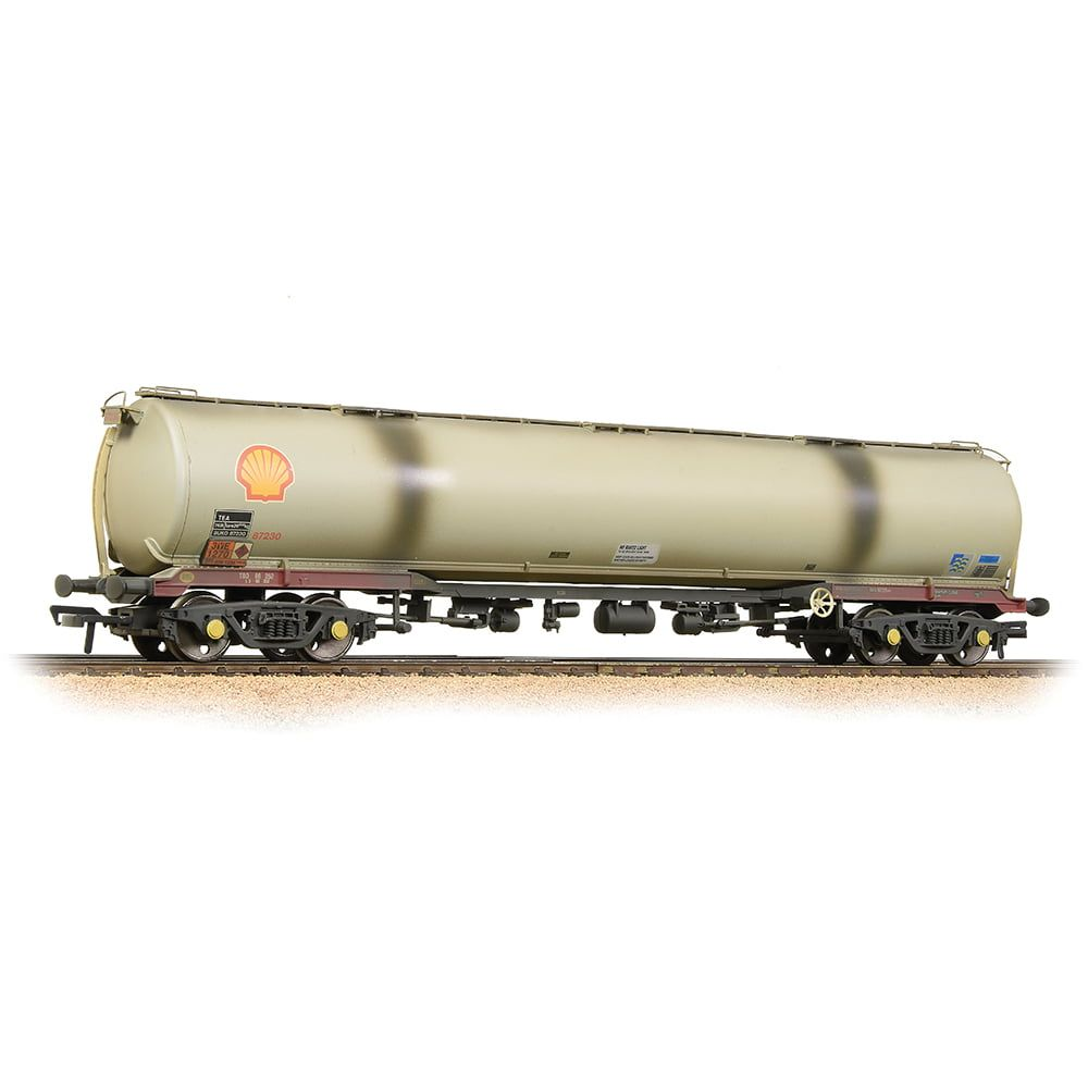 "Branchline BR 102T Tea Bogie Tank Wagon ""BRT"" Grey 38-117"