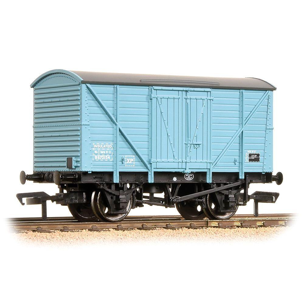 Branchline 10 Ton BR Insulated Van Light Blue 38-190B