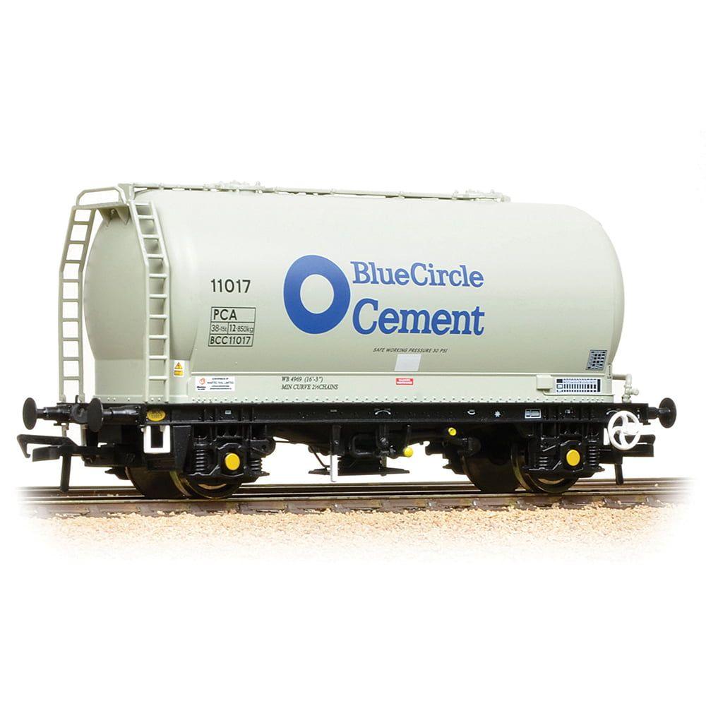 Branchline PCA Metalair Bulk Powder Wagon 'Blue Circle Cement' 38-650A