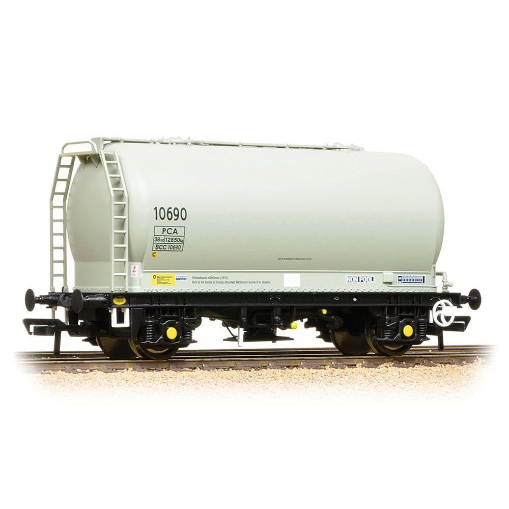Branchline PCA Metalair Bulk Powder Wagon Grey 38-651A