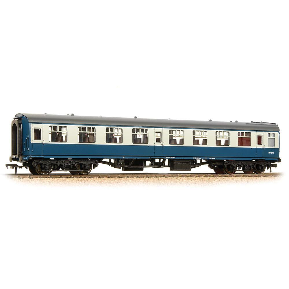 Branchline BR Mk1 SO Second Open Blue & Grey 39-050D