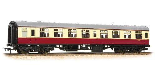 Branchline BR Mk1 SO Second Open Crimson & Cream 39-052E