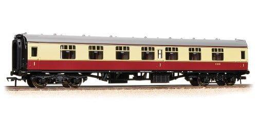Branchline BR Mk1 FK Corridor 1st Crimson & Cream 39-152B