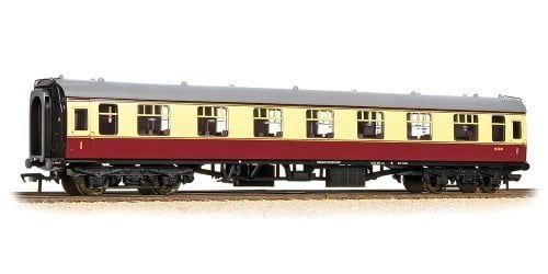 Branchline BR Mk1 FO First Open Crimson and Cream 39-240